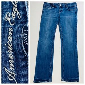 American Eagle Jeans Stretch Skinny 10S Short